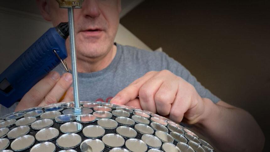 Unique Mirror Balls